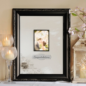 Congratulations Signature Picture Frame, 5x7