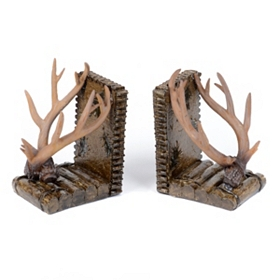 Shed's Bridge Bookend, Set of 2