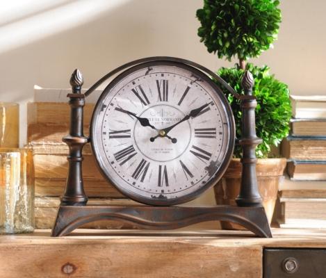 Bronze Tabletop Clock