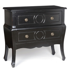 Eleanor Black Chest