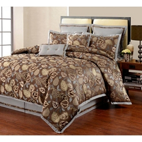 Serendipity 8-pc. Queen Comforter Set