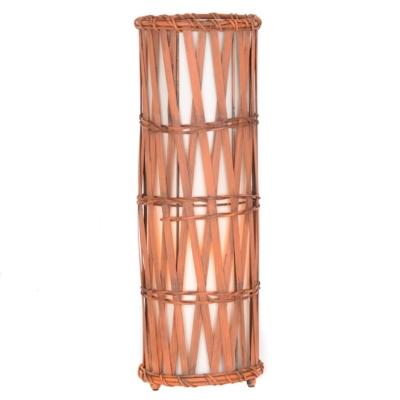 Orange Bamboo Uplight