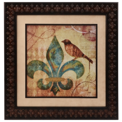 Anne French Moderne Framed Art Print