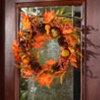 Gourds & Berries Wreath