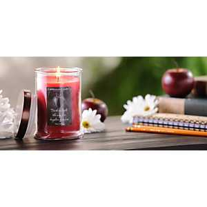 Teacher's Apple Pie Jar Candle