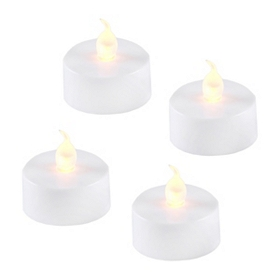 Flameless Tealight, Set of 4