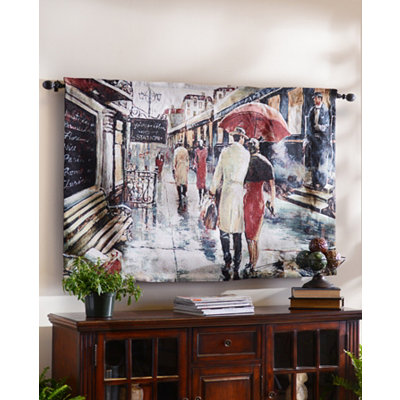 Metropolitan Station Tapestry Set
