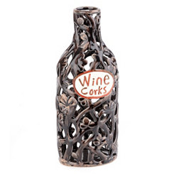 Ceramic Wine Cork Holder