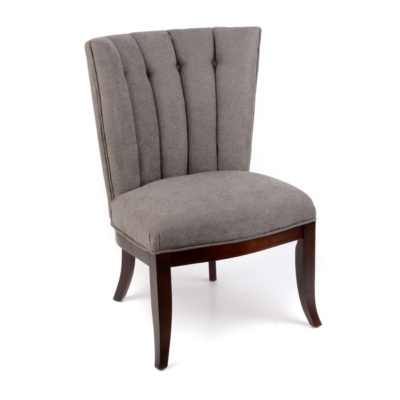 Bethany Gray Accent Chair