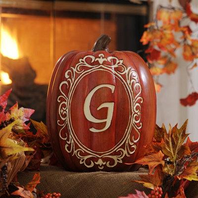 Monogram G Pumpkin
