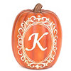 Monogram K Pumpkin