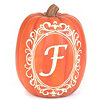 Monogram F Pumpkin