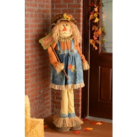 Fall Harvest Scarecrow, 60 in.
