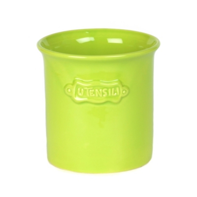 Fiesta Lime Utensil Holder