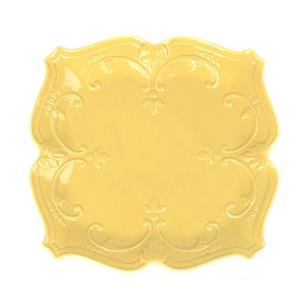 Yellow Sweet Olive Dinner Plate