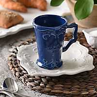 Blue Sweet Olive Beverage Mug
