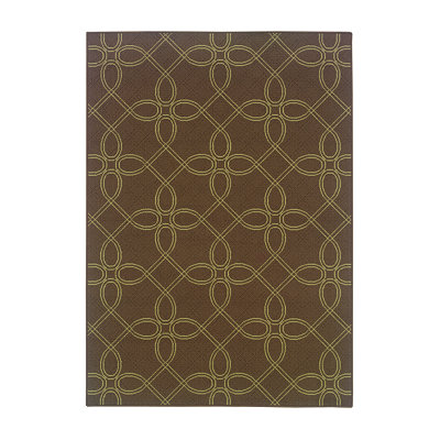 Sydney Loop Indoor/Outdoor Rug, 5x7