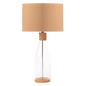 Milk Bottle Table Lamp