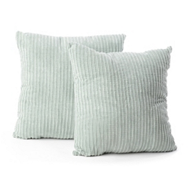 Blue Perry Mineral Pillow, Set of 2