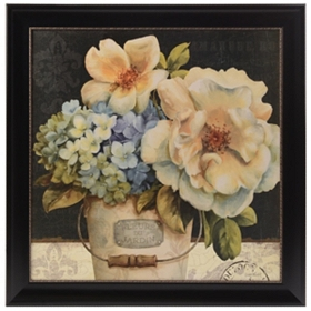 French Vase Framed Art Print