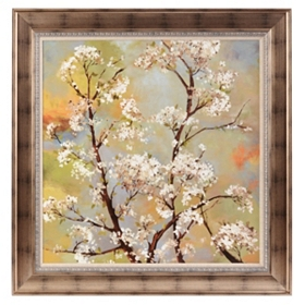Vignette Framed Art Print