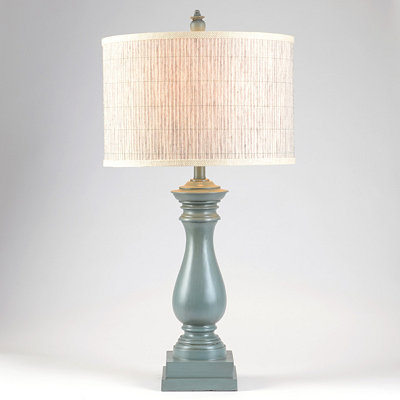 Julie Blue Table Lamp