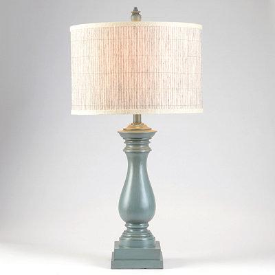 Julie Blue Table Lamp