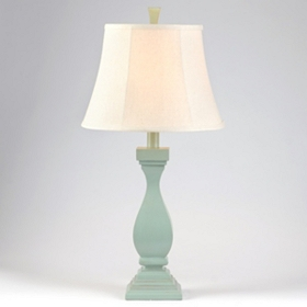 Katie Turquoise Table Lamp