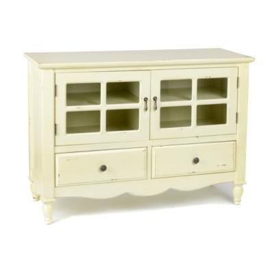 Adella Ivory Cabinet