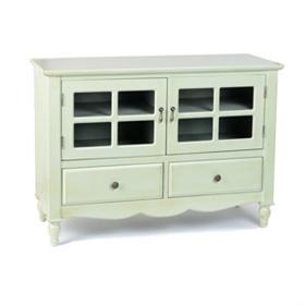 Adella Mint Cabinet