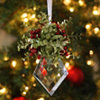 Mistletoe Kissing Crystal, 7.5 in.