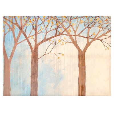 Promise Of Spring Canvas Art Print