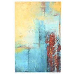 Distant Limit Canvas Art Print