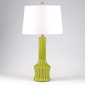 Green Oasis Table Lamp