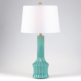 Blue Ocean Table Lamp
