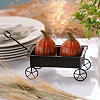 Salt & Pepper Pumpkin Wagon