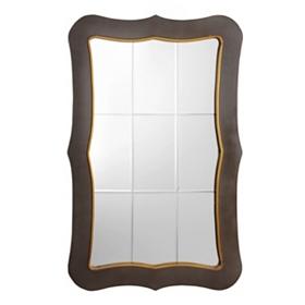 Judson Wood Wall Mirror, 30x47