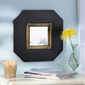 Noir Wall Mirror II