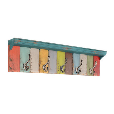Colorful Multi Wall Hook