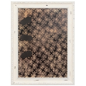 Black & White Magnetic Memo Board