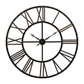 Addison Open Face Clock