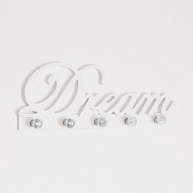 """Dream"" Wall Hook"