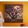 Spooky Crows LED Canvas Art Print