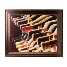 Wine Cellar II Framed Art Print
