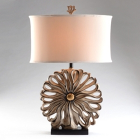 Thalia Bronze Table Lamp