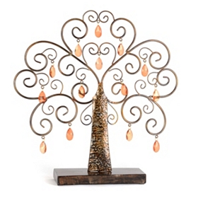 Acrylic Tree Table Stand