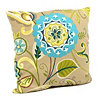Blue & Green Merrimack Pillow