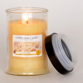 Cupcake Jar Candle, 9 oz