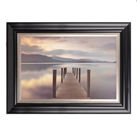 Tranquil Morning Framed Art Print