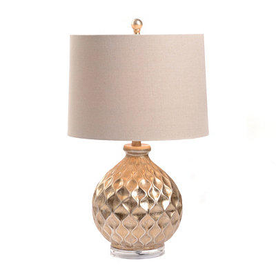 Gold Splendor Table Lamp
